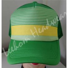 Gorra de malla de esponja de camionero Snapback (LTR15019)