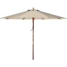 paraguas de aluminio jardín al aire libre