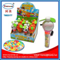 Football Mini Fan Toy with Candy