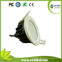 IP65 Downlight imperméable de LED avec du CE / RoHS / ETL / UL approuvé