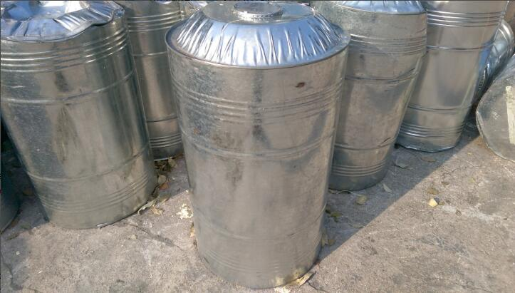 galvanized iron bucket