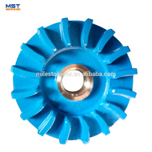 Stainless steel slurry pump spare parts