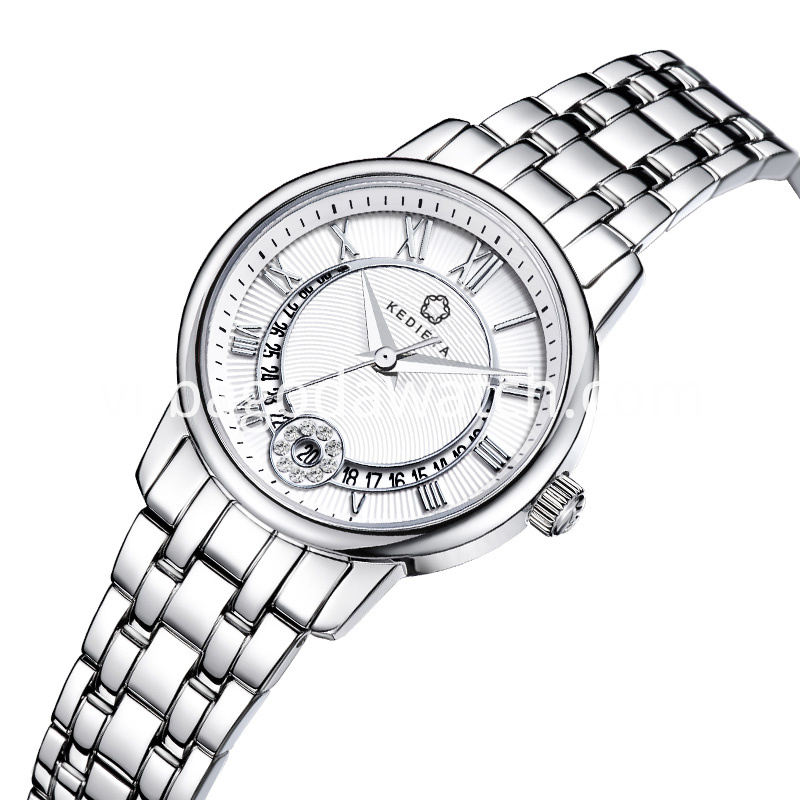All Stainless Steel Ladies Watch