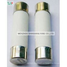10x38 HRC LV Cylindrical Fuse Ceramic Tube