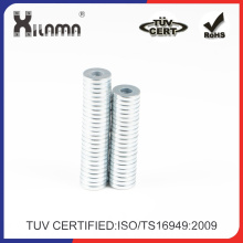 Big Ring Magnets / Big Round Magnets / Custom Cast AlNiCo Magnet