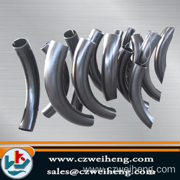 Bend Pipe with different sizes, galvanized