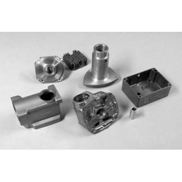 Alliage d'aluminium personnalisé moulage sous pression des pièces de moulage
