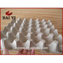 Fábrica al por mayor 30 huevos cartón de la bandeja del huevo de pollo