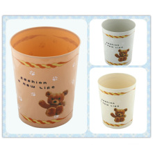 Lovely Bear Printing Living Poubelle (FF-5226)