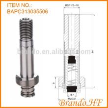 Rohrdurchmesser 13mm Magnetventil Armaturenmontage für pneumatisches Magnetventil
