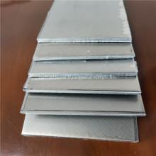 Feuille de cathode électrolytique en aluminium titane