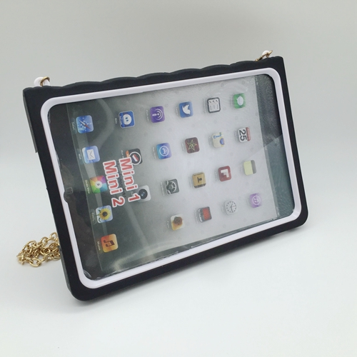 Silicone Ipad Case with Holder