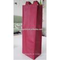 Rotwein-Vliestaschen, Weinbeutel, Non-Woven-Taschen