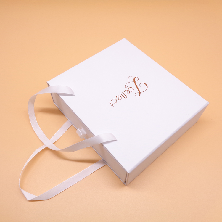 Paper Drawer Rigid Gift Box