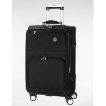 Maleta incorporada suave del caso del equipaje del viaje de la carretilla del poliéster