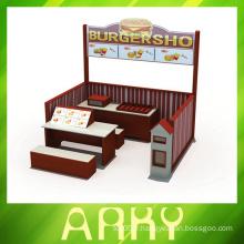 Burger Bustle Game Play House