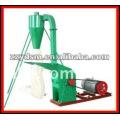 600-800kg / h concasseur de farine de maïs / concasseuse avec moteur électrique