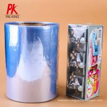 China Manufacturer Supply Transparent Shrink Wrap Film Roll
