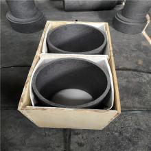 Fornecer cadinho de grafite de alta pureza