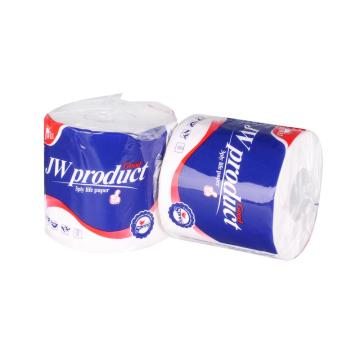 Custom layer bathroom tissue paper rolls