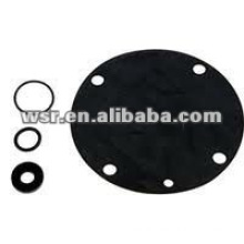 Aging Resistant Valve Rubber inlet parts