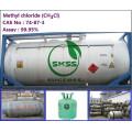 Ch3Cl de chlorure de bon prix, le tambour en acier 250kg / tambour de produit, pureté du port 99.5% d'excellente-classe dans le marché de Singapour