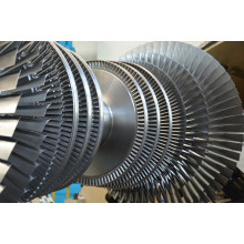 Eficiência da turbina de vapor do impulso