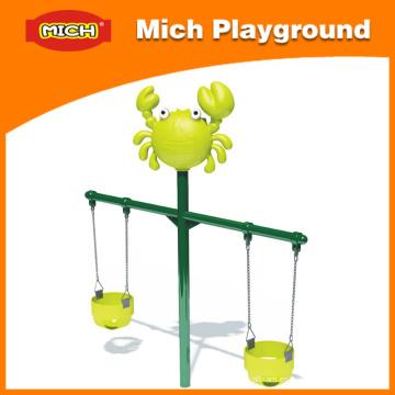 Lovely Mich Niños Patio Dos Asientos Swing (1113B)
