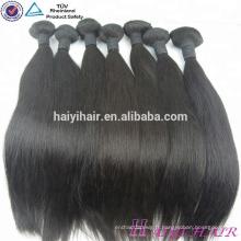 Nouveaux produits Hight Quality Products cheveux humains péruviens pour les femmes noires