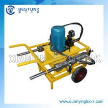 Block Stone Splitter for Demolition