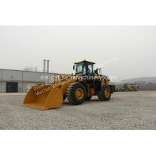 SEM660D 6 TONS Wheel Loader Construction Site