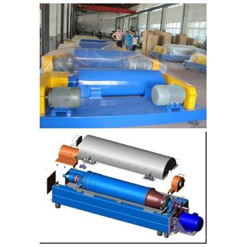 Centrifugeuse industrielle horizontale de décanteur de 2 phases