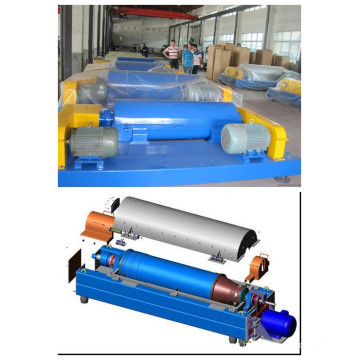 Industrial Horizontal 2 Phase Continuous Decanter Centrifuge