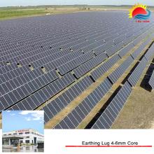 Nouvelle installation de support de support solaire (M08)