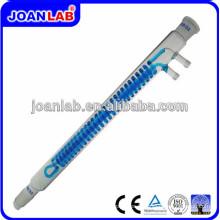 JOAN LAB Condensateur de Reflux de Verre Avec Tube Intérieur Enroulé
