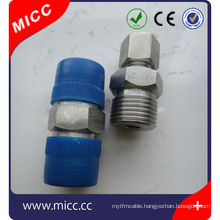 SS304 Thermocouple accessory/Customizable thermowell compression fitting