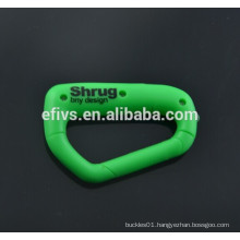 Light green LED lights and colorful climbing hooks wholesale