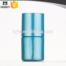 botella privada azul del esmalte de uñas de la etiqueta al por mayor