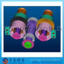 molde plástico del engranaje helicoidal