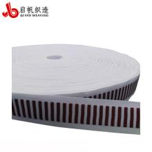 Promoção de fábrica de boa qualidade Oeko-tex certificação poliéster colchão de fita