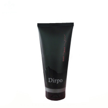 Alibaba China Black plastic Facial Cream Tube With Flip Top Cap