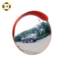 Espejo convexo de plástico de 80 cm utilizado para la seguridad del tráfico en la carretera