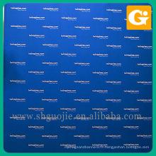 Bannière de backdrops de vinyle d'impression numérique
