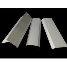 Perfil de alumínio extrudado de ar condicionado personalizado