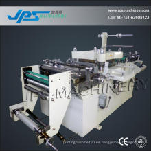 Jps-320A cama plana pre-impreso etiqueta Die Cutting Machine