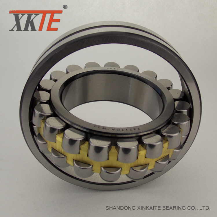 Brass+Cage+Spherical+Roller+Bearing+22217+CA+W33