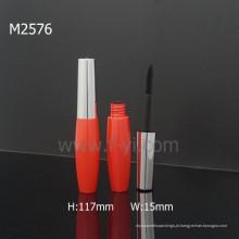 Gorgeous Venda quente cosméticos personalizados Mascara Tube