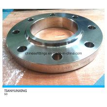 A182 304L Griff aus rostfreiem Stahl auf Flansch