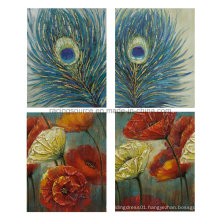 Wall Art Canvas Printing Hand-Painted Oil Canvas Painting
