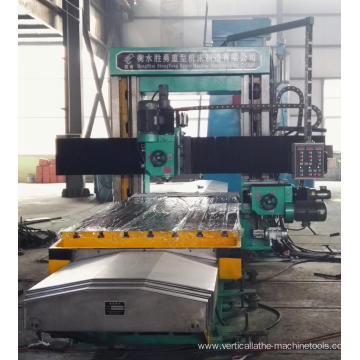 Gantry type milling machine